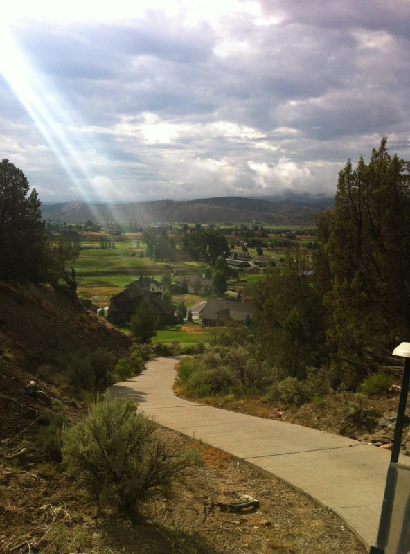 TRAIL - Gypsum Creek Golf