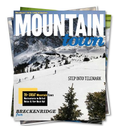 Subscribe to Mountain Town Magazine